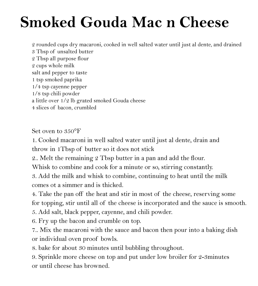 Gouda-Mac-N-Cheese